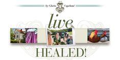 Live Healed by Gloria Copeland