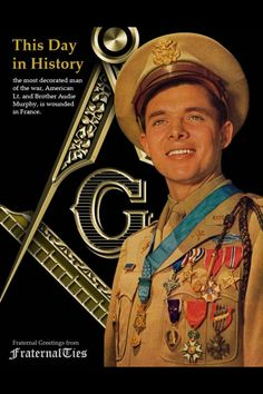 Brother Audie Murphy.