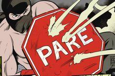 Pareman llega al cómic de la mano de KID Salinas Social Art, Aesthetic Art, Tarot, Revolution, Avengers, Geek, Random, Poster, Design