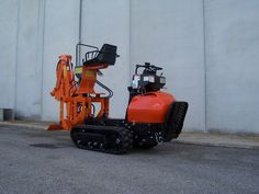 minidumper 80 with excavator