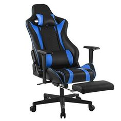Best Gaming Computer Chairs Regatta Camping 10 Top In 2017 Reviews Images Langria Executive Racing Style Chair Blue Black