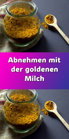 Abnehmen mit der goldenen Milch Can you lose weight with golden milk? Fit For Life Diet, Paprika Recipes, Golden Milk, Turmeric Root, Diet Drinks, Ayurveda, Health Desserts, Want To Lose Weight, At Home Workouts