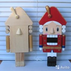 Nutcracker Sweet, Nutcracker Ornaments, Nutcracker Soldier, Nutcracker Christmas, Christmas Toys, Outdoor Christmas, Christmas Snowman, Christmas Projects, Christmas Holidays