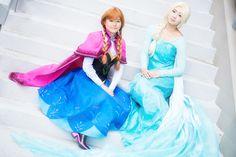 AdreeCosplays - Anna's Dress tutorial