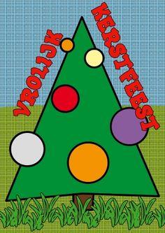 Kerstboom (Kaartland wenskaarten)