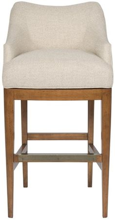 Vanguard Furniture - Our Products - V62-BS Modern Bar Stool