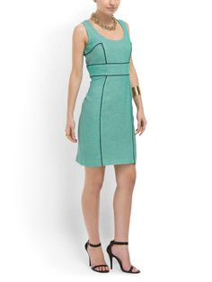 Perfect desk-to-dinner Shoshanna dress