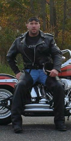 Sexy Men In Leather are LeatherPimp Biker Leather, Leather Men, Leather Jacket, Biker Photoshoot, Black Muscle Men, Men In Tight Pants, Skinhead Boots, Motorcycle Men, Biker Boys
