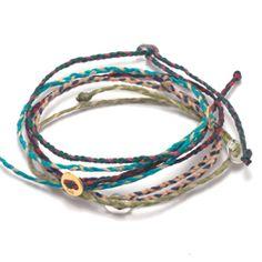 Crushing on these bracelets by Scosha. (pst, win yourself one)