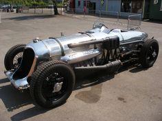1933 Napier Railton or the Chitty Chitty Bang Bang car
