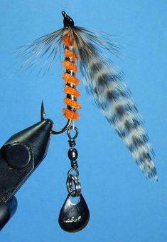 Gapen's Flick Fly #flyfishing