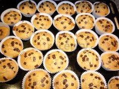 Jednoduché čoko muffiny