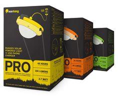 Greenlight Packaging: Sun King — The Dieline - Branding & Packaging