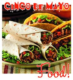 """Cinco de Mayo Food Ideas and Recipes from <a href=""""http://TheInvitationShop.com"""" rel=""""nofollow"""" target=""""_blank"""">TheInvitationShop...</a>"""
