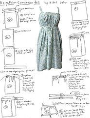 No-Pattern Sundress