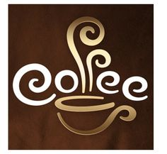 The Logo Design series is up and running! We're thinking ahead and we want to find new ways to sort these listings. Last week we had a post on logos with butterflies. today it's all about coffee logos! That includes coffee brands and coffee shops. Coffee Logo, Coffee Art, Coffee Time, Coffee Cups, Coffee Typography, Coffee Fonts, Coffee Icing, Coffee Mornings, Sunday Coffee