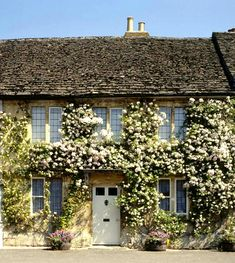 The village of Lacock, England