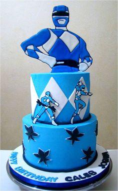 20 Of the Best Ideas for Power Ranger Birthday Cake Power Ranger Party, Power Ranger Cupcakes, Power Ranger Cake, 3rd Birthday Cakes, 6th Birthday Parties, Boy Birthday, Power Rangers Birthday Cake, Pawer Rangers, Cakes For Boys