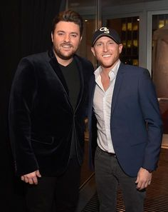 Chris Young and Cole Swindell at @ACCAwards