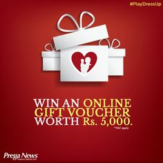 Mums and Dads! Participate in the ONLINE FANCY DRESS contest, #PlayDressUp and get a chance to win an online gift voucher worth Rs.5000! Just share one or more adorable photo or video of your kid in a fancy dress and win big!! T&C* https://www.facebook.com/notes/celebrate-motherhood/playdressup-contest-terms-and-conditions/783270958412628