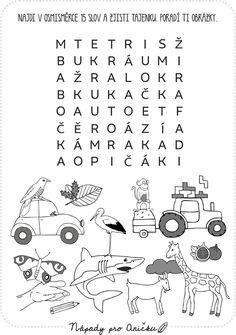 Word Search, Diagram, Words, School, Horse