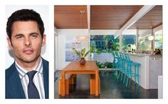 James Marsden LA Home - Mid-Century Modern Home - ELLE DECOR