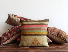 Kilim Pillow Cover by pillowme