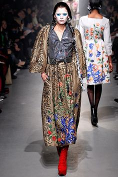 Andreas Kronthaler for Vivienne Westwood - Fall 2013 Ready-to-Wear