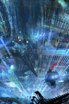 Liness (July work), Wadim Kashin on ArtStation at https://www.artstation.com/artwork/NAz5