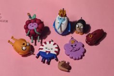 Adventure time - Polymer clay by ~Moonacat on deviantART