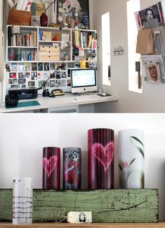 I can see myself working in an office space like this.