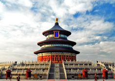 Temple of Heaven is located in the southeast of Beijing and existed for more than 500 years. Temple of Heaven was built for emperors of Ming and Qing dynasties to worship the heaven. Temple of Heave is the largest and best-preserved architectural complex for sacrifice in China.