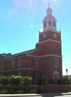 Old Methodist church MD