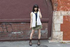 Mimori 富永美杜(Dorothy Little Happy)×キヤノンEOS 5D Mark III(第1回) 〈アサヒカメラ〉 -朝日新聞出版 dot.(ドット)
