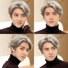 ♛ Sehun ||【Official】160415 LOVE PLANET - EXO WITH YOU update ❤ •• Join [#sehunism0412] •• #sehun #ohsehun #世勋 #吴世勋 #세훈 #오세훈 #sehunism0412 ©Love Planet