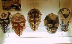 Great article about the evolution of goalie masks - Hockey Goalie