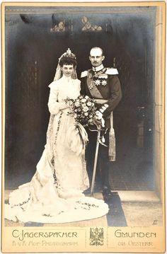 7 June 1904: Princess Alexandra of Hanover marries Frederick Francis IV, Grand Duke of Mecklenburg-Schwerin.