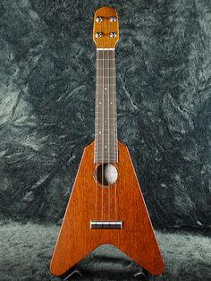 flying v ukulele - Google Search