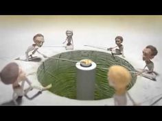 "Based on an ancient story about hunger and sharing, this animated video is part of Caritas' ""One Human Family, Food for All"" campaign. The ""allegory of the l..."