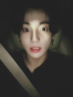I was really happy 💜 —— JK Jungkook Selca, Vlive Bts, Bts Bangtan Boy, Bts Boys, Seokjin, Kim Namjoon, Kim Taehyung, Hoseok, Jung Kook