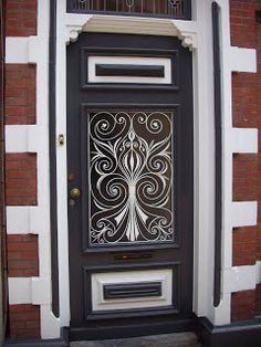 Dutch Doors!