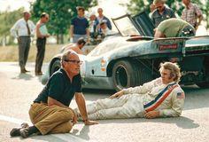 Steve McQueen and his 1970 Porsche 917 that starred In Le Mans Maserati, Lamborghini, Ferrari, Audi, Bmw, Porsche Classic, Ford Classic Cars, Mv Agusta, Aston Martin