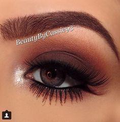 From Instagram makeup artist BeautyByCassie93