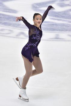 Christina Gao - ISU Grand Prix of Figure Skating 2014/2015 NHK Trophy