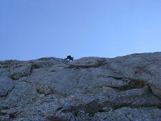 Bergheimat: ' Lachende Steine ' Hirscheck N-Wand