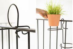 Pol Cornudella - Pola clapés designs sigh collection to enhance small balcony spaces