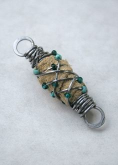 Wire Wrapped Link Tutorial by mocknet on Etsy, $9.00