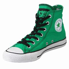 Converse Chuck Taylor All Star 136588C Green Hi Top Shoe   79.99 ! Buy now  at 6164d2917