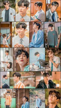 Handsome Korean Actors, Korean Male Actors, Korean Celebrities, Asian Actors, Handsome Boys, Korean Drama List, Korean Drama Movies, Korean Drama Quotes, Cha Eun Woo