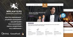 Law Practice WordPress Theme Free Download v.1.4 - ThemeForest | Law Practice v1.4 Free Download Lawyers Attorneys Business Theme. Very clean and completely stark looking lawyer WordPress theme